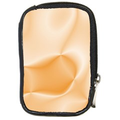 Colors In Motion,peach Compact Camera Cases by MoreColorsinLife