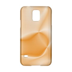 Colors In Motion,peach Samsung Galaxy S5 Hardshell Case  by MoreColorsinLife