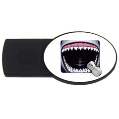 Collage Mousepad Usb Flash Drive Oval (4 Gb)  by ramisahki