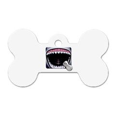 Collage Mousepad Dog Tag Bone (two Sides) by ramisahki