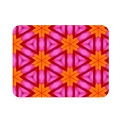 Cute Pretty Elegant Pattern Double Sided Flano Blanket (mini)  by creativemom