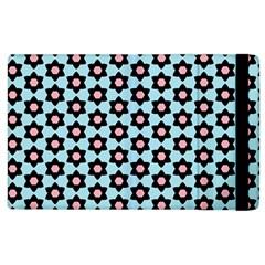Cute Pretty Elegant Pattern Apple Ipad 2 Flip Case by creativemom