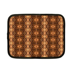 Faux Animal Print Pattern Netbook Case (small)  by creativemom