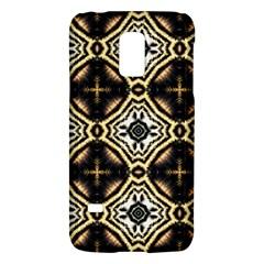 Faux Animal Print Pattern Galaxy S5 Mini by creativemom