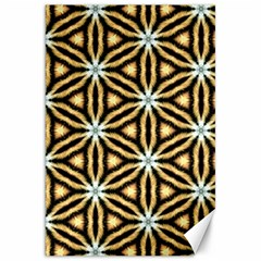 Faux Animal Print Pattern Canvas 20  X 30   by creativemom