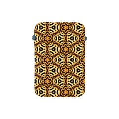 Faux Animal Print Pattern Apple Ipad Mini Protective Soft Cases by creativemom