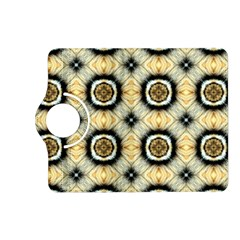 Faux Animal Print Pattern Kindle Fire Hd (2013) Flip 360 Case by creativemom