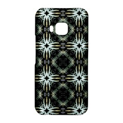 Faux Animal Print Pattern HTC One M9 Hardshell Case by creativemom
