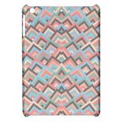 Trendy Chic Modern Chevron Pattern Apple Ipad Mini Hardshell Case by creativemom