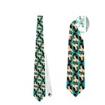 amy w tie - Necktie (One Side)