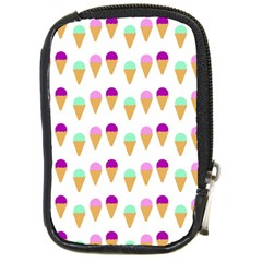 Icecream Cones Compact Camera Cases by LovelyDesigns4U