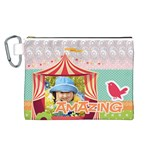kids - Canvas Cosmetic Bag (Large)