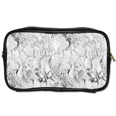 White Marble Toiletries Bags 2 Side by ArgosPhotography