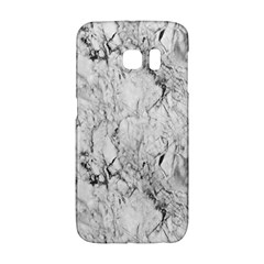 White Marble Galaxy S6 Edge