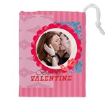 love - Drawstring Pouch (XXL)
