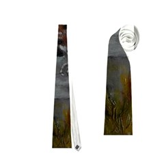 Bobwhite Quails Neckties (two Side)  by timelessartoncanvas