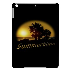 Sunset Scene At The Coast Of Montevideo Uruguay Ipad Air Hardshell Cases by dflcprints
