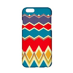 Chevrons And Rhombusapple Iphone 6/6s Hardshell Case by LalyLauraFLM