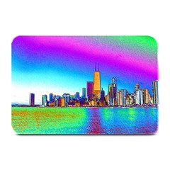 Chicago Colored Foil Effects Plate Mats