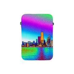 Chicago Colored Foil Effects Apple Ipad Mini Protective Soft Cases