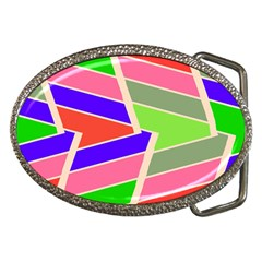Symmetric distorted rectangles			Belt Buckle by LalyLauraFLM
