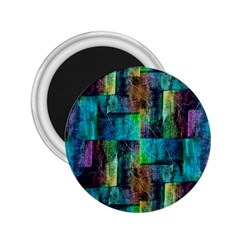 Abstract Square Wall 2 25  Magnets by Costasonlineshop