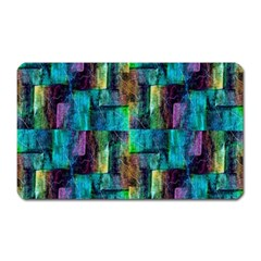 Abstract Square Wall Magnet (rectangular) by Costasonlineshop