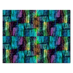 Abstract Square Wall Rectangular Jigsaw Puzzl by Costasonlineshop