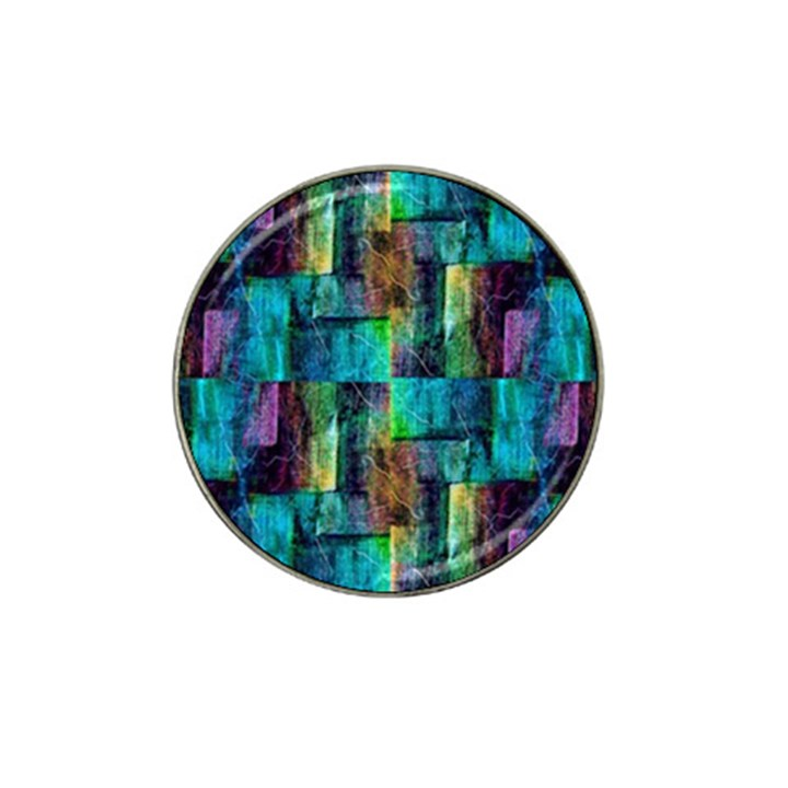 Abstract Square Wall Hat Clip Ball Marker (10 pack)