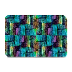 Abstract Square Wall Plate Mats by Costasonlineshop