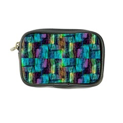 Abstract Square Wall Coin Purse by Costasonlineshop