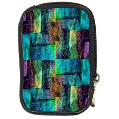 Abstract Square Wall Compact Camera Cases