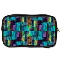 Abstract Square Wall Toiletries Bags by Costasonlineshop