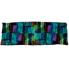 Abstract Square Wall Body Pillow Cases (dakimakura)  by Costasonlineshop