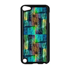 Abstract Square Wall Apple Ipod Touch 5 Case (black) by Costasonlineshop