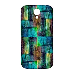 Abstract Square Wall Samsung Galaxy S4 I9500/i9505  Hardshell Back Case by Costasonlineshop