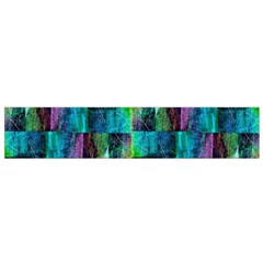 Abstract Square Wall Flano Scarf (small)  by Costasonlineshop