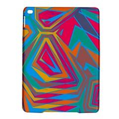 Distorted Shapesapple Ipad Air 2 Hardshell Case by LalyLauraFLM