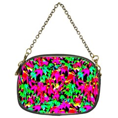 Colorful Leaves Chain Purses (one Side)  by Costasonlineshop