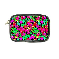 Colorful Leaves Coin Purse by Costasonlineshop