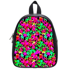 Colorful Leaves School Bags (small)