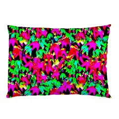 Colorful Leaves Pillow Cases (two Sides)