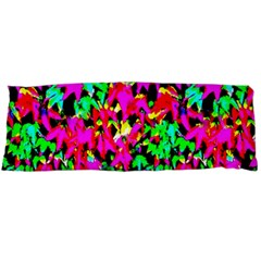 Colorful Leaves Body Pillow Cases Dakimakura (two Sides)  by Costasonlineshop