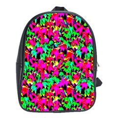 Colorful Leaves School Bags (xl)  by Costasonlineshop