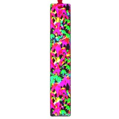 Colorful Leaves Large Book Marks