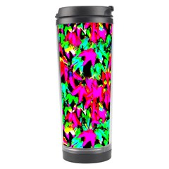 Colorful Leaves Travel Tumblers