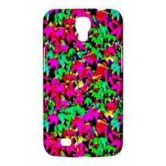 Colorful Leaves Samsung Galaxy Mega 6 3  I9200 Hardshell Case by Costasonlineshop
