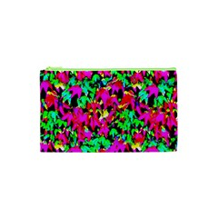 Colorful Leaves Cosmetic Bag (xs)
