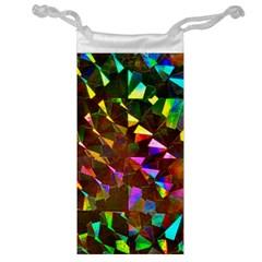 Cool Glitter Pattern Jewelry Bags by Costasonlineshop