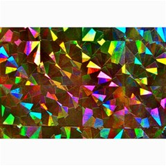 Cool Glitter Pattern Collage 12  X 18